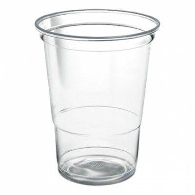 Ölglas i Plast