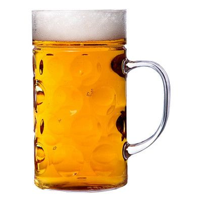 Ölglas i Plast Pint