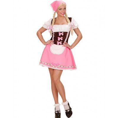 Flörten på Oktoberfesten - Kostym till Dam