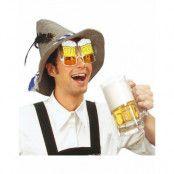 Oktoberfest Ölglasögon