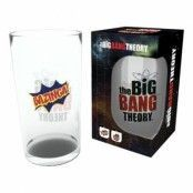 The Big Bang Theory Bazinga Ölglas