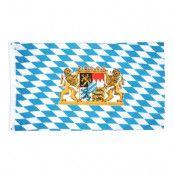 Bavarian Flagga - 91 x 152 cm