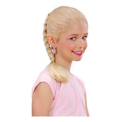 Blond Fläta Hårextension
