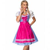 Jättesöt Oktoberfestklänning i Lyxkvalitet