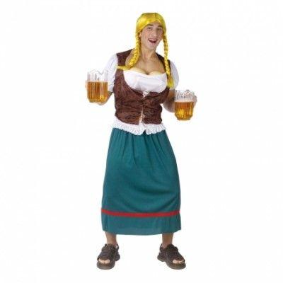 Miss Oktoberfest Maskeraddräkt