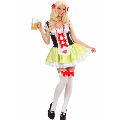 Oktoberfest Öl-flickedräkt